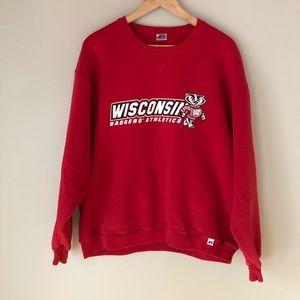 Vintage Wisconsin Badgers shirt
